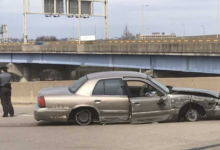 Photo of Homicide suspects lead police on high-speed chase, crashes on Brent Spence Bridge