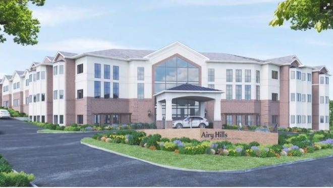Shepherd Family LLC is developing and will own Airy Hills at North Bend Crossing in Green Township, which will be operated by Charter Senior Living