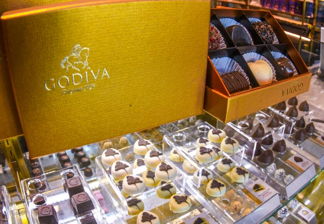 Premium Belgian chocolatier, Godiva, held a ribbon cutting to celebrate the re-opening of the Godiva Café at The Point in Tumon on Sept. 19, 2019. Loyal customers, local dignitaries and other invited guests were treated to coffee tasting, chocolate dipping and sampling of Godiva's chocolates during the event.