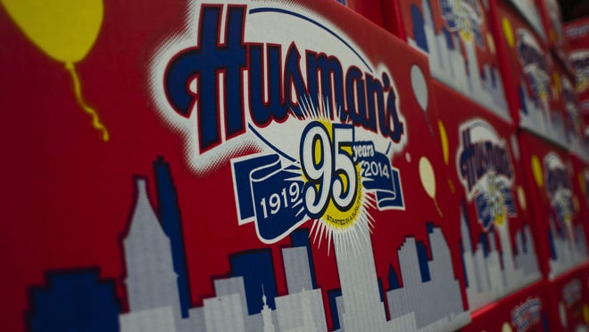 Husman's chips celebrated their 95th anniversary in 2014.