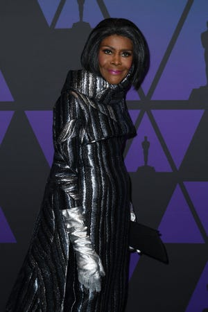 Cicely Tyson at the 10th annual Governors Awards gala hosted by the Academy of Motion Picture Arts and Sciences at the the Dolby Theater in Hollywood on Nov. 18, 2018.