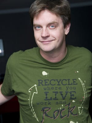 """Jim Breuer, former """"Saturday Night Live"""" star, will be performing at the Funny Bone."""