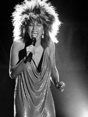 Tina Turner is one of 16 artists up for induction into the Rock Hall this year.