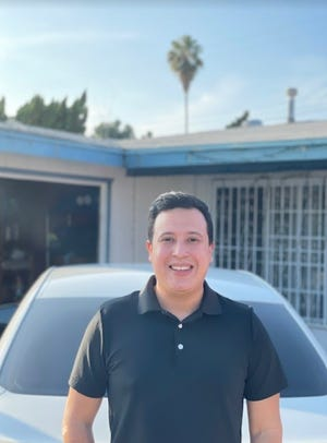 Pedro Montenegro discovered he would be charged a very high car insurance premium, despite a good driving record, because of a low credit score.