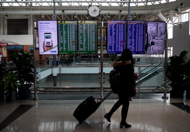 The Cincinnati/Northern Kentucky International Airport now offers rapid COVID-19 testing.