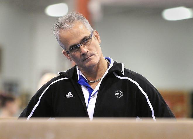 John Geddert, shown on Dec. 14, 2011.