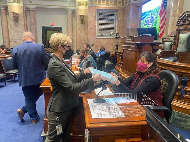 Northern Kentucky Rep. Rachel Roberts files bill to legalize recreational use of marijuana.