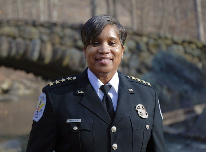 Pamela A. Smith has been named the new Chief of the United States Park Police by the National Park Service.