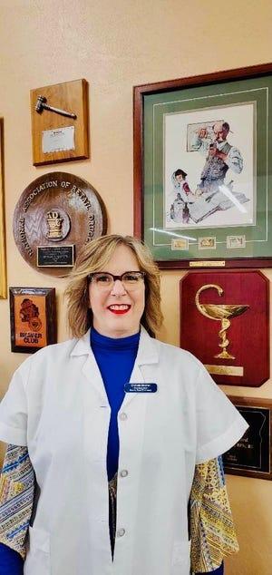 Michele Belcher, owner of Grants Pass Pharmacy in Oregon.