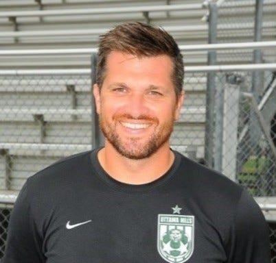 Nate Baer is the new boys soccer coach at Mason