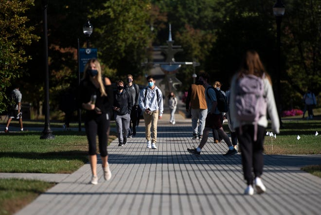 Xavier University has drawn national attention for its efforts to keep education face to face while controlling the spread of the new coronavirus. That reputation attracted a Boston software company to partner with the university to test an app that reads voice samples for changes that could signal respiratory issues including COVID-19.