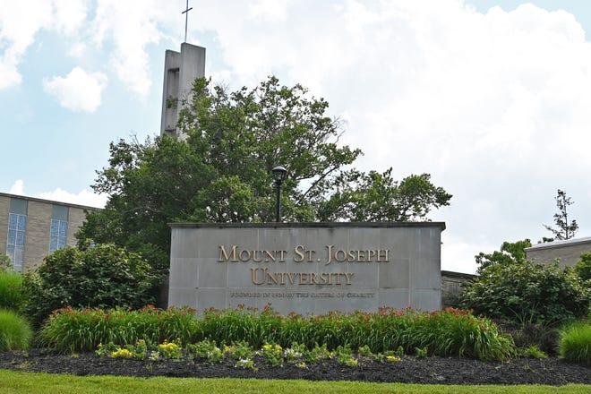 Mount St. Joseph University photographed on Monday, June 29, 2021.