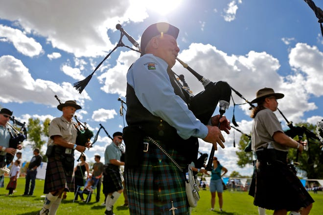 You'll find bagpipers and more at the Guinness Cincinnati Celtic Festival this weekend.